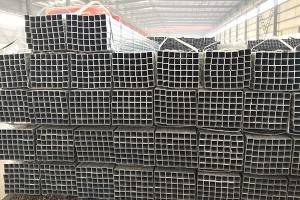 square and rectangular tube square steel pipe