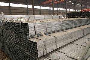 square and rectangular tube GI steel pipe