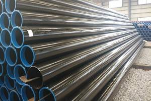OEM/ODM China Stainless Steel Marine Pipe - ERW steel pipe cabon steel line pipe – XINYUE