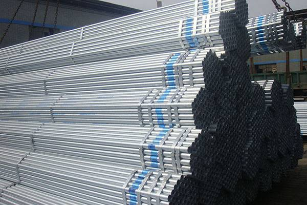 Hollow section  Galvanized Steel Pipe  hot dipped galvanized pipe Featured Image