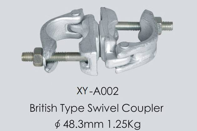 Castillejo giratoria Coupler Featured Bildo