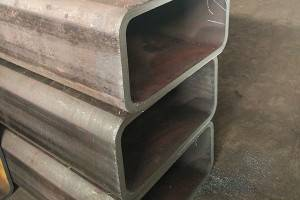High reputation Black Erw Welded Steel Pipe Astm - Rectangular Tube  rectangular steel pipe – XINYUE