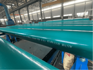 FBE anti-corrosive epoxy powder Steel Pipe