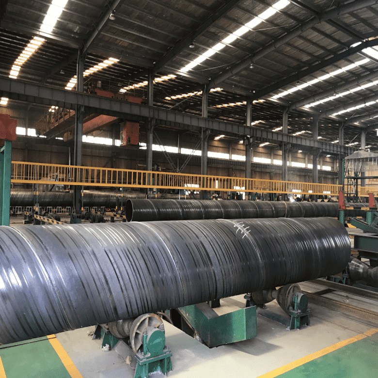 Xinyue Steel Supported Singapore Offshore Project Pipe Again