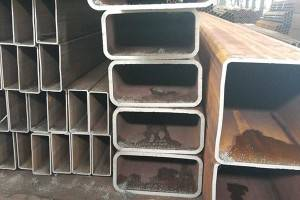 square and rectangular tube black steel pipe