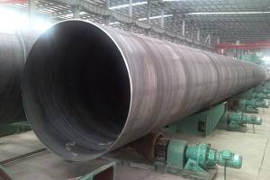 OEM/ODM Supplier 16mn Welded Pipes - SSAW steel pipe  piling pipe – XINYUE