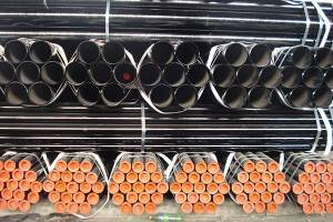 Competitive Price for Tianjin Factory Price Steel Pipe Price -