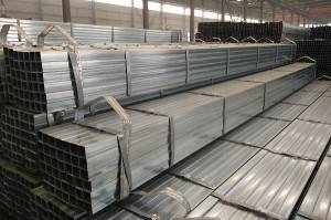 square and rectangular tube square steel tube