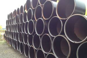 Factory making Galvanized Surface Treatment Steel Pipe -