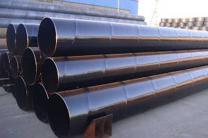 Cheapest Factory Prime Quality Carbon Steel Welded Steel Pipe -