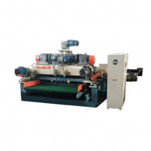 plywood veneer machine
