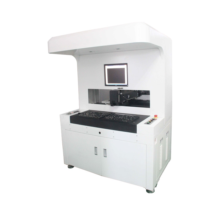 New Arrival China Intelligent Visual Coating Machine -