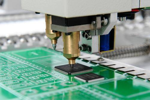 Cost reduction! selection of pcb Gelling Machine