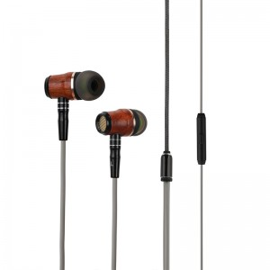 Woodbuds VII FSC earphone