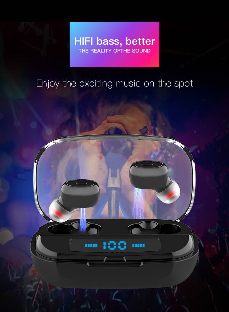 China Manufacturer for Fone Bluetooth -