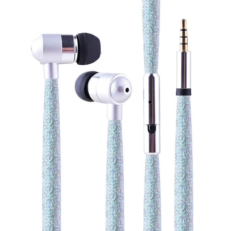 Professional China Zipper Earphones Quality -