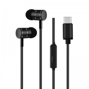 TYPE-C Earphones Ordinary Edition-P1