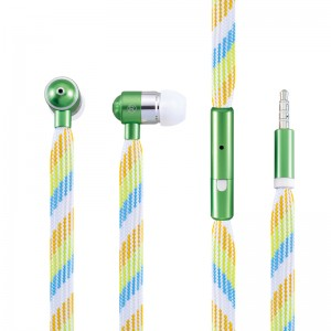 Ordinary Shoelace Earphone