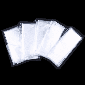 HDPE clear disposable plastic gloves for Restaurant Home Kitchen HDPE clear plastic disposable cooking gloves