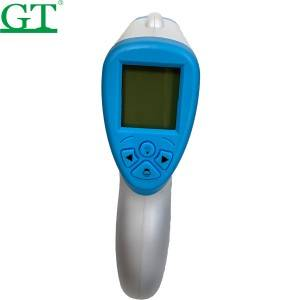 non-contact infrared thermometer that specializes in measuring the temperature of human forehead