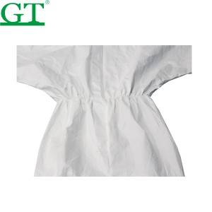 non-woven patient ppe disposable isolation gown clothes coveralls dress protection exposure suit protective garment clothing