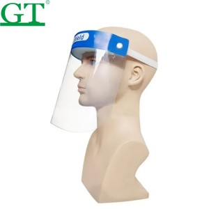 personal protection face shield visors with CE certificate