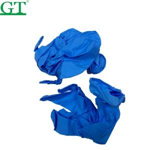 Disposable Powder Free Medical nitrile examination gloves