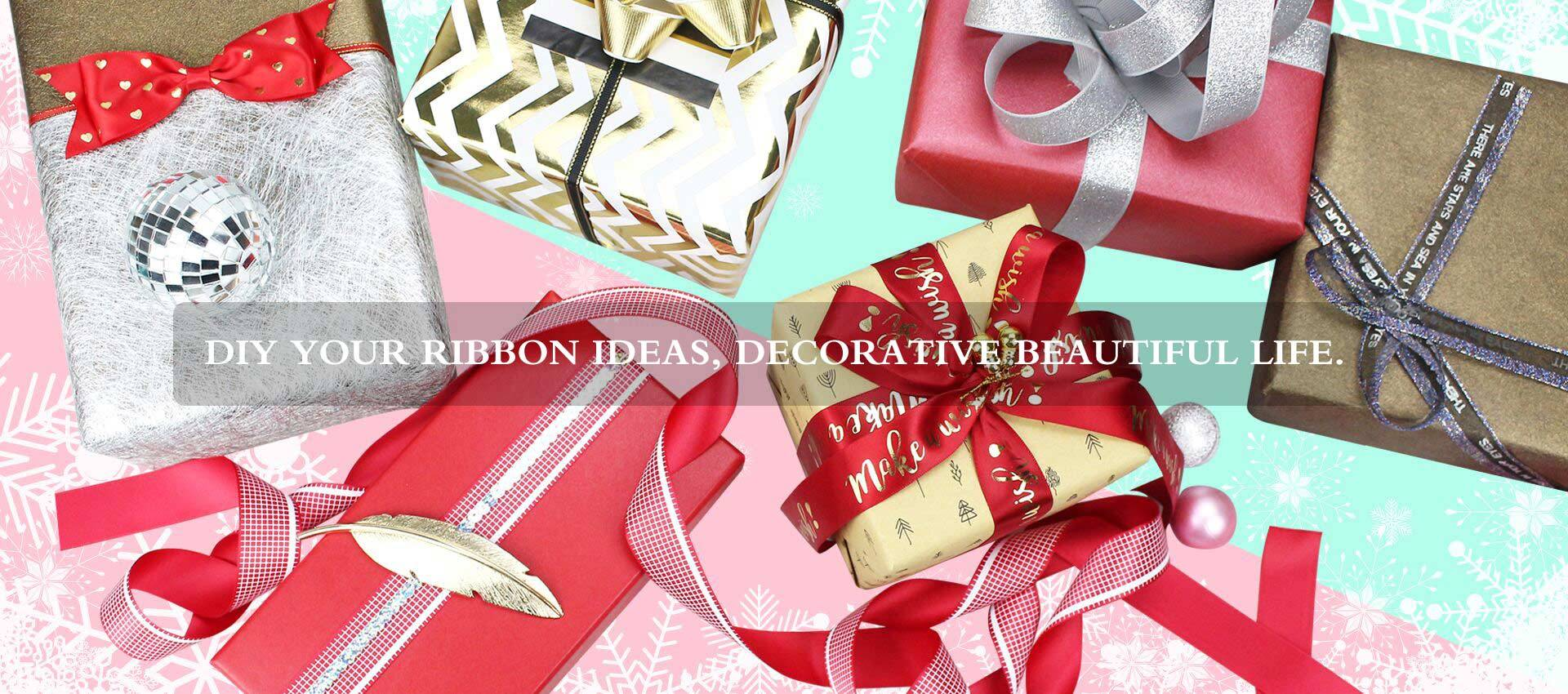 DIY Your Ribbon Ideas Decorative Beautiful Life.