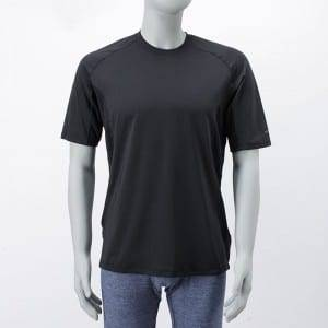 Men'S Knitting  Short Sleeve Polyester Sport Wear