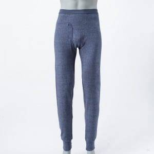 Lalaki'S Knitting Long pantalon Thermal Kasuotang