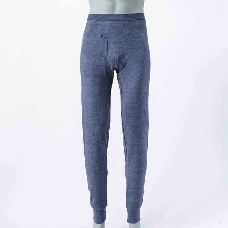 Men'S Knitting Long Pants Thermal Wear