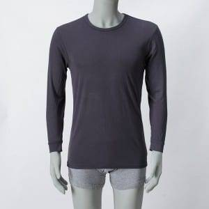Men'S Knitting  Long Sleeve Thermal Wear