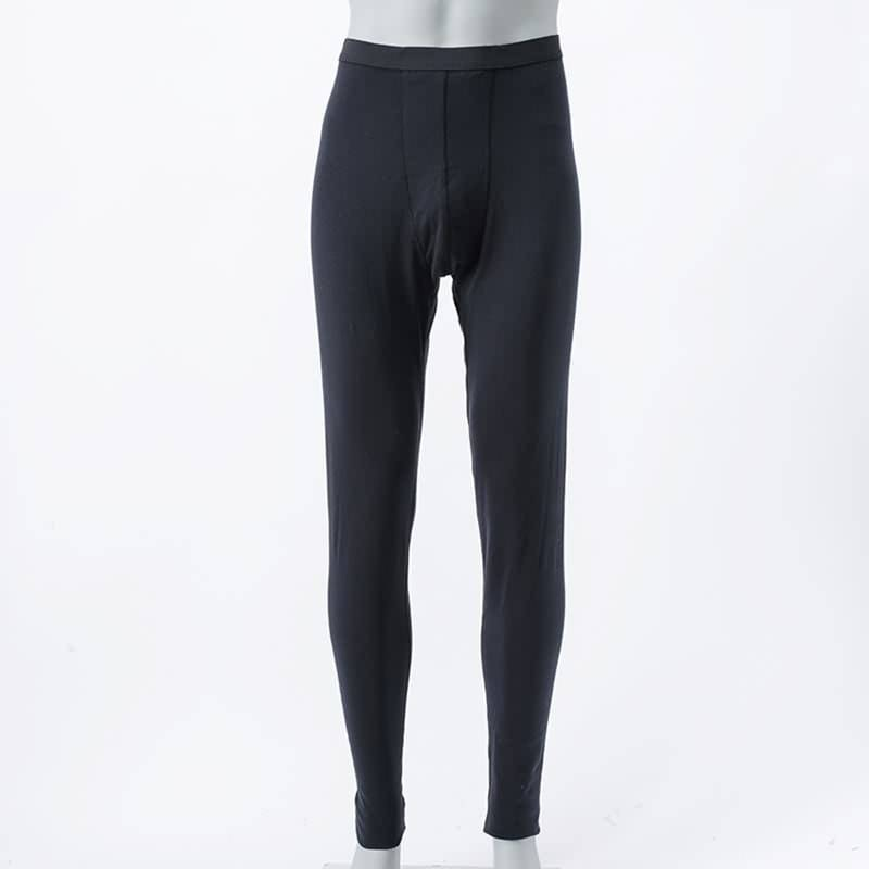 Men'S Knitting Warm Long Pants Inner Brush