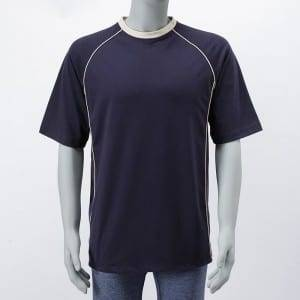 Men'S Knitting Lengan Panjang Raglan Shirt