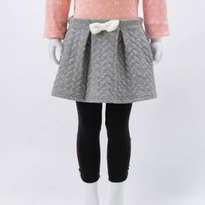 Girl's Knitting Skirt  XR098
