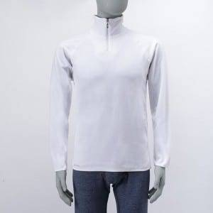 Men'S Knitting  Long Sleeve Polyester Golf Polo Shirt