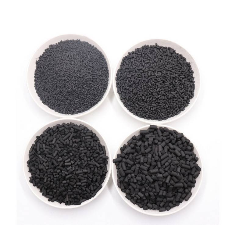 More than 100 types of activated carbon for all your purification applications