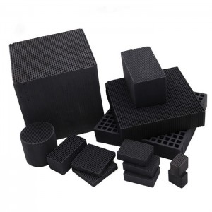 Coal Based Honeycomb Activated Carbon