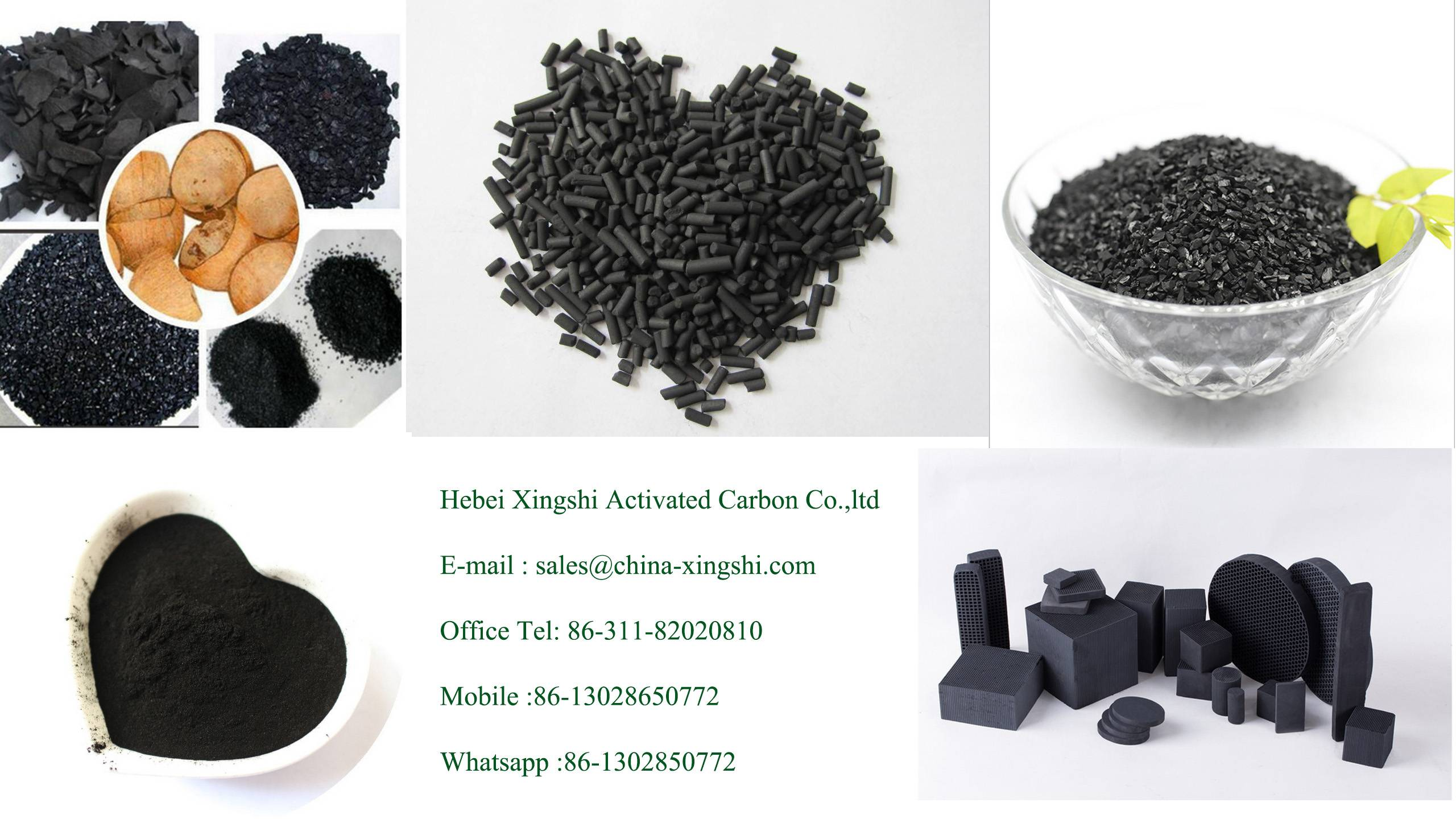 How long is the saturation period of activated carbon?