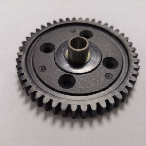 Chinese wholesale Precision Steel Gear Machining -