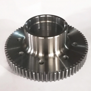 Shenzhen Factory High Demand Custom Made Small 45# Steel Mechanical Spur Gear