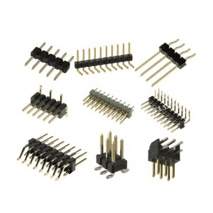 1.27mm  Pin header