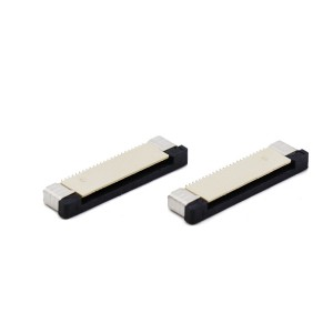 0.5mm FPC H=2.0 2.5 3.0  slider series SMT