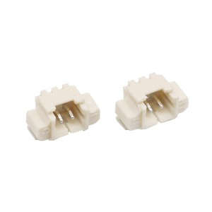 Lowest Price for Smt Connector - 1.25mm pitch PCB wafer housing terminal wire to board electrical connector SMT type- horizontal – GAOYUEDA
