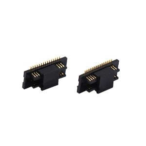 0.5mm PCB board to board Pin header double row SMT type