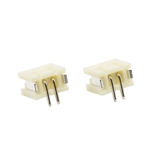 Straight SMT type 2-15pin 1.5mm pitch wafer connector female pin header
