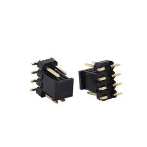 China Manufacturer for Type C - 2.54mm pitch Pin header PCB connector single/double row SMT type – GAOYUEDA