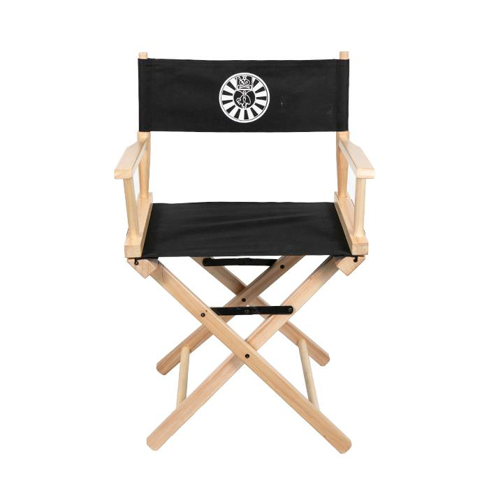 Foldable Wooden Makeup Director Artist Chair XH-Y002