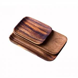 Factory wholesale Japanese Wooden Tray Tray -