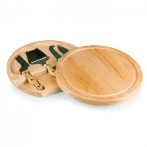 Online Exporter China Natural Eco Friendly Wholesale Mini Wooden Bamboo Cheese Cutting Board